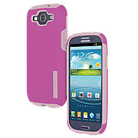 Incipio Double Covers Silicone and Hard Cover (Pink/Light Pink)