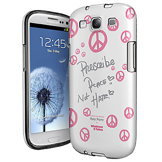 Whatever it Takes High Gloss Silicone Cover:  Katy Perry