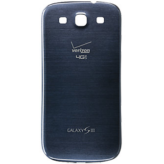 Standard Battery Cover for Samsung Galaxy S III - Blue