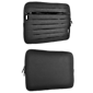 Belkin Pleated Tablet Sleeve w/pocket - Black