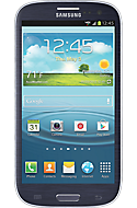 Samsung Galaxy S III 16GB in Blue