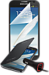 Samsung Galaxy Note II in Titanium Gray Bundle