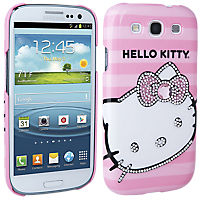 Hello Kitty Hard Cover for Samsung Galaxy S III