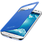 Samsung S-View Flip Cover - Blue