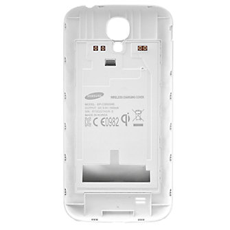 Samsung Galaxy S 4 Wireless Charging Cover - White
