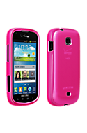 High Gloss Silicone Cover - Pink Picture