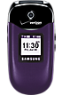 SamsungGusto™ in Purple