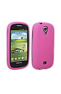 Snap on Silicone Gel Cover - Pink Picture