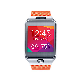 Samsung Gear 2 - Wild Orange