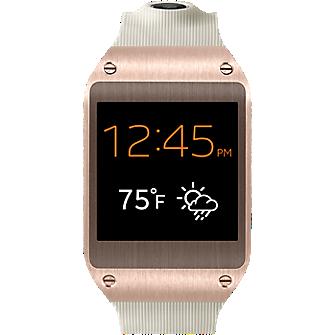 Samsung Galaxy Gear Gold