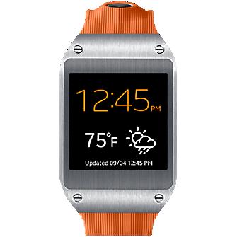 Samsung Galaxy Gear Orange