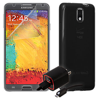 Home Bundle for Samsung Galaxy Note 3