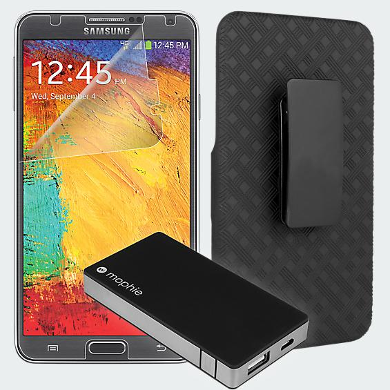 Power Bundle for Samsung Galaxy Note 3