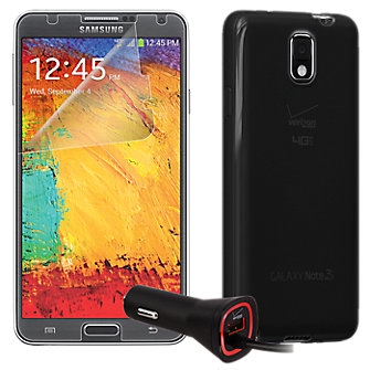 Travel Bundle for Samsung Galaxy Note 3