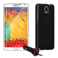 Tempered Glass Bundle for Galaxy Note 3
