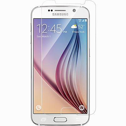 Tempered Glass Screen Protector for Samsung Galaxy S 6