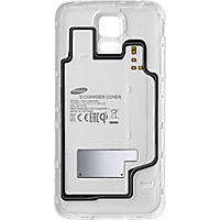 Samsung Wireless Charging Battery Cover for Galaxy S5 - White