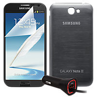 Travel Bundle For Samsung Galaxy Note II