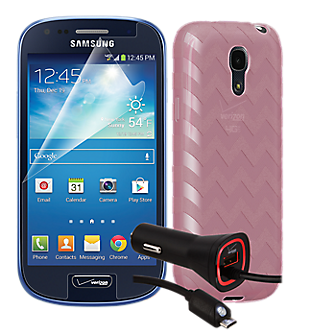 Travel Bundle for Samsung Galaxy S 4 mini