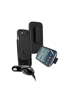 Power and Protection Package for Samsung Galaxy S III