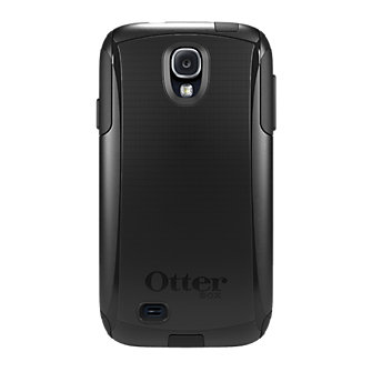OtterBox Commuter Series for Samsung Galaxy S 4 - Black