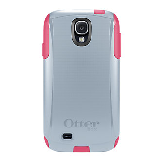 OtterBox Commuter Series for Samsung Galaxy S 4 - Pink