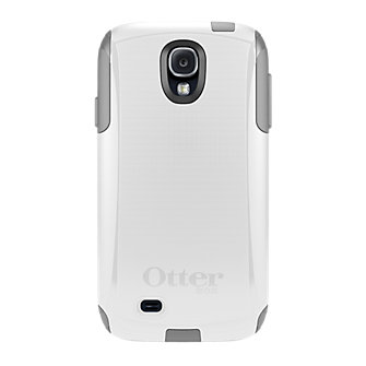 OtterBox Commuter Series for Samsung Galaxy S 4 - White