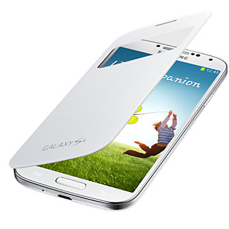 Samsung S-View Flip Cover for Galaxy S® 4