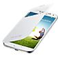 Samsung S-View Flip Cover - White