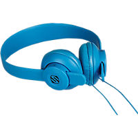Scosche lobeDOPE On-Ear Headphones - Blue