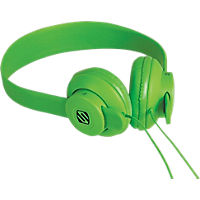 Scosche lobeDOPE On-Ear Headphones - Green