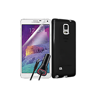 Travel Bundles Accessories for Galaxy Note 4