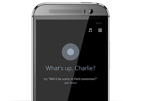Get help from your personal smartphone assistant