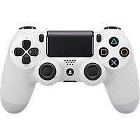 Sony DualShock 4 Wireless Controller - White