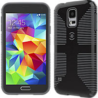 Speck CandyShell Grip for Galaxy S 5 - Black