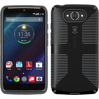 Speck CandyShell Grip for DROID Turbo - Black