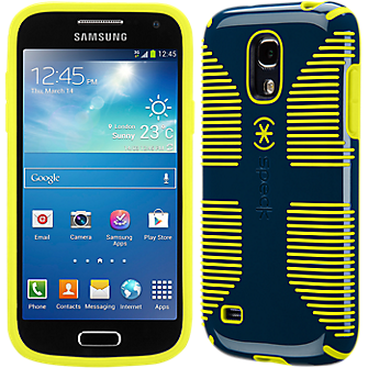 quality design 676d5 6e269 Speck CandyShell Grip for Galaxy S4 Mini | Phone Carriers