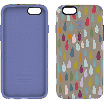 Speck CandyShell INKED for iPhone 6 - Rainbow Drop