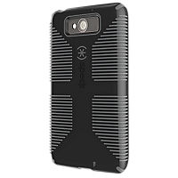 Speck CandyShell Grip Case for MAXX - Black with Gray