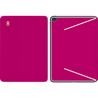 Speck DuraFolio for iPad Air 2 - Pink/Grey