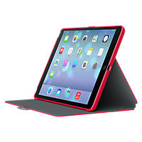 Speck StyleFolio for  iPad mini - Dark Poppy Red