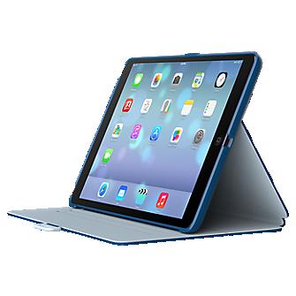 Speck StyleFolio for iPad mini 3 - Deep Sea Blue/Nickel Grey
