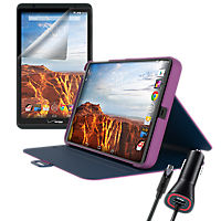 Speck StyleFolio Bundle for Ellipsis 8 - Purple