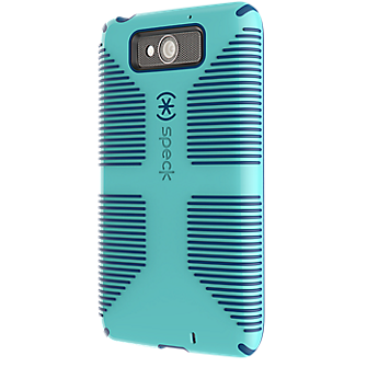 Speck CandyShell Grip Case for MAXX- Teal with Navy