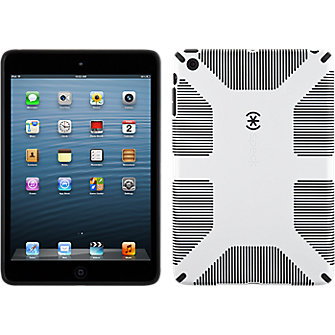 Speck iPad mini CandyShell Grip - White/Black