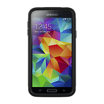 Tech21 Impact Mesh Case for Galaxy S 5 - Black