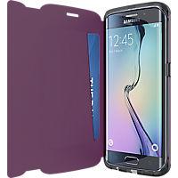 Tech21 Evo Frame Wallet for Samsung Galaxy S 6 Edge - Purple