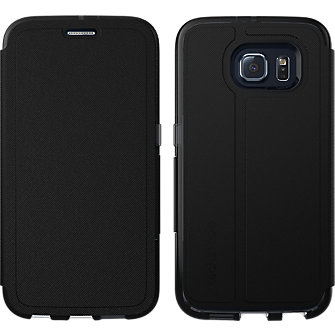 Tech21 Evo Wallet for Samsung Galaxy S 6 - Black