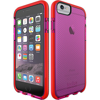 Tech21 Impactology Classic Check for iPhone 6 - Pink