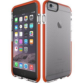 Tech21 Impactology Classic Check for iPhone 6 Plus - Clear